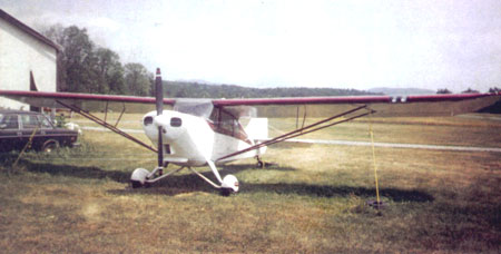 11AC Chief with Lycoming 108/115 hp